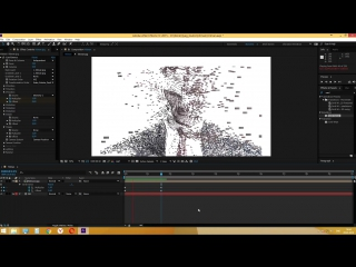 How to create Hitman 6 effect in After Effects