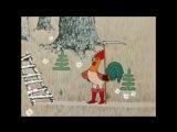 Терем теремок  Советский мультик-сказка для самых маленьких