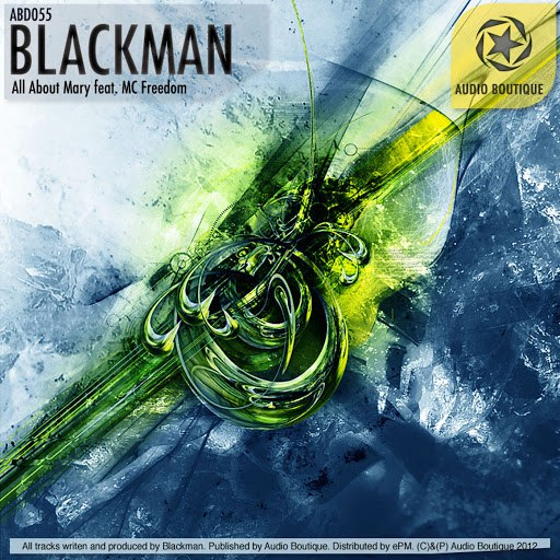 Blackman альбом All About Mary