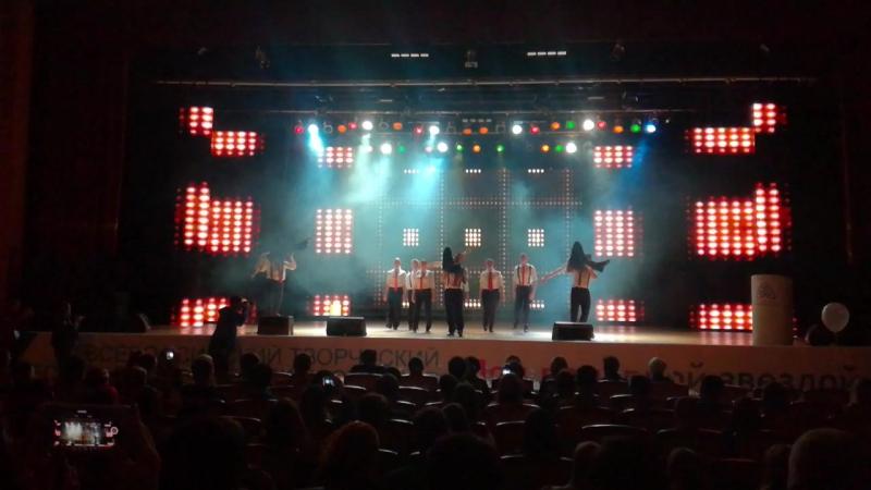Танец СО Алтай на ВССО 58, отборочный