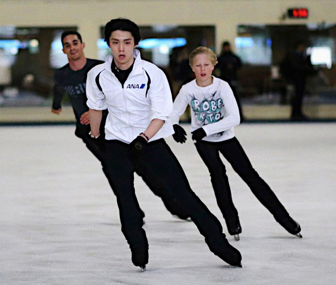 Брайан О́рсер / Brian Orser & Toronto Cricket Skating Curling Club - Страница 3 4EA6UCFj87c
