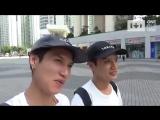 [ One  #03 髙木万平&心平が香港の巨大大仏に挑む