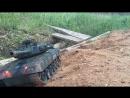 Радиоуправляемый танк Т-90 «Владимир»