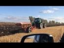 Плуг Kverneland PN 100 с трактором Deutz Fahr 265 обзор Agrotime63