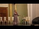 Санкт Петербург 2017, конкурс Теремок Сергиенко Валерия Я не спала не дремала