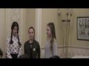 Защита экспозиции «Герои рождественской сказки в музеях нашего города» команды школы № 163, 6 класс