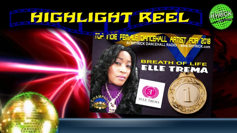 HIGHLIGHT REEL 2 TRACK FEATURE WITH ELLE TREMA » Freewka.com - Смотреть онлайн в хорощем качестве