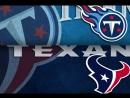 NFL 2017-2018 / Week 4 / 01.10.2017 / Tennessee Titans @ Houston Texans