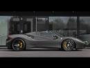 MSL Performance UK ¦ Ferrari 488 Spider ¦ Vossen Forged VPS-314
