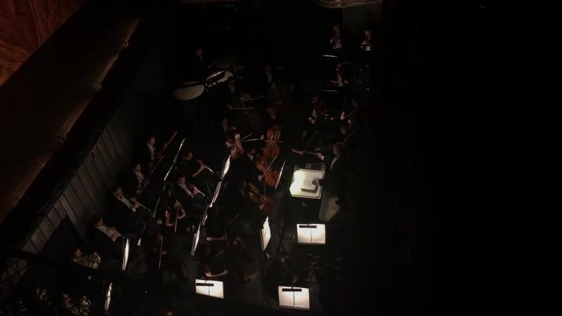 В. А Моцарт - Увертюра к опере Свадьба Фигаро/V. A Mozart - Overture The Wedding of Figaro