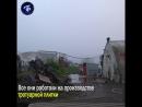 В пожаре на производстве плитки в Колпино погибли семь мигрантов