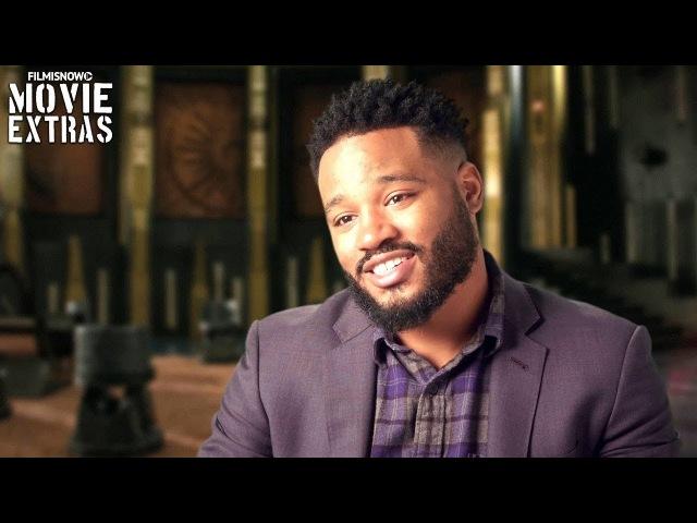 Black Panther | On-set visit with Ryan Coogler