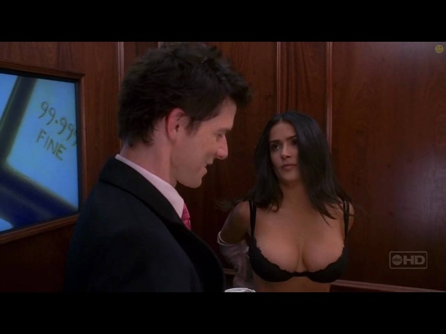Salma hayek on ugly betty