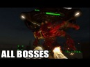 Serious Sam VR: The First Encounter - All Bosses (With Cutscenes) HD