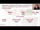 КЭШБЭК на платформе WinWinPeople Capital - 21 12 2017