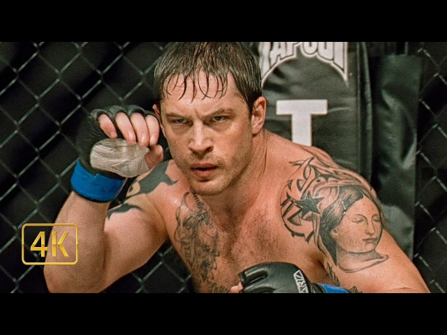 Бои Кобы, Бешеного Пса, Томми и Брендана Конлонов. Воин (2011) 4K ULTRA HD