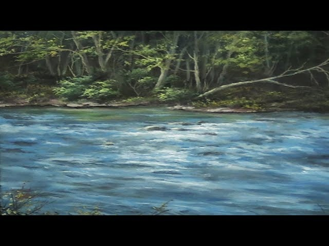 Tennessee River | Paint with Kevin ®