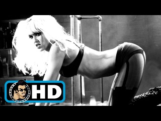 SIN CITY: A DAME TO KILL FOR Movie Clip - Nancy Dancing |FULL HD| Jessica Alba Action Movie 2014