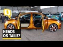 You Might Wonder What's Heads and Tails in This 'Two-Faced Car'