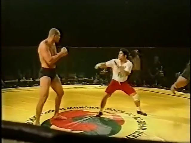 1st ABSOLUTE MMA Championship 1995 by MMA EMPIRE