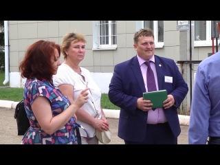 Делегация ОАО«Сургутнефтегаз» Время Татнефти 22.08.2017