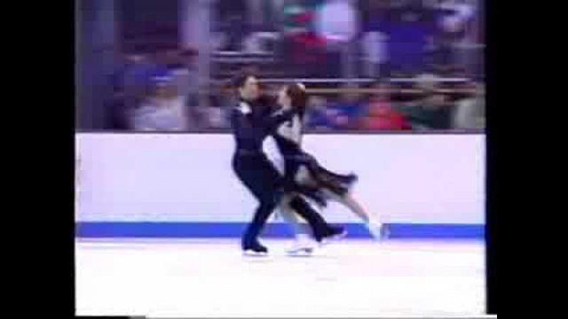 1992 Olympic, Klimova Ponomarenko, pasodoble (CD No.1)