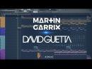 Martin Garrix & David Guetta - So Far Away | FL Remake + FLP (full instrumental)