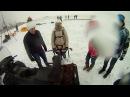 Покатушки на снегоходе Крыло Ветра СПб