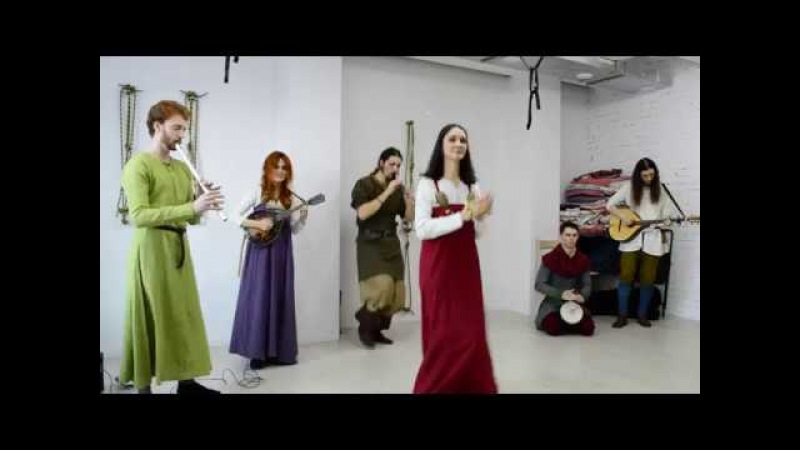 Skogenvard Alina Gingertail - Skudrinka / An Dro