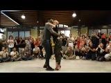 Carola &amp Curtis - @K.I.F.E Italy 2017 (Urban Kiz demo)