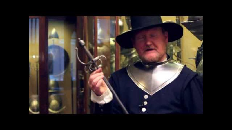 Secrets of the Wallace: The Rapier in the Sixteenth and Seventeenth Centuries