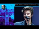 Shawn Mendes Performs 'There's Nothing Holdin' Me Back' | MTV EMAs 2017 | Live Performance