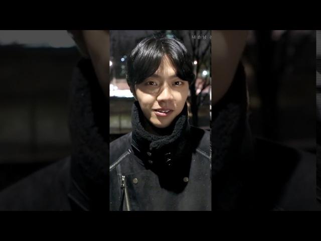 [RUS SUB] JunQ My pocket boyfriend Episode 25. Оставайся моей девушкой