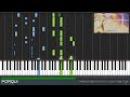Naruto Shippuuden Opening 16 - Silhouette Synthesia