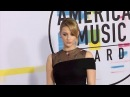 Lili Reinhart 2017 American Music Awards Red Carpet