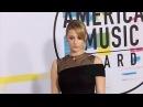 Lili Reinhart 2017 American Music Awards Red Carpet