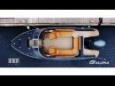Реклама Alumа серийное производство алюминиевых катеров