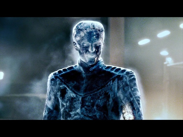 Айсмен (Бобби) против Пиро (Джона). Люди Икс: Последняя битва. 2006.