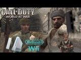 CoD World at War Отличия версии на Nintendo Wii
