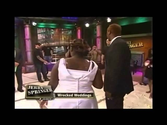 Barbie And LaQuita on Jerry Springer