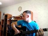 Песни под гитару серега(военные песни)из кинофильма честь имею