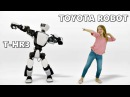 Toyota T HR3 Humanoid Robot