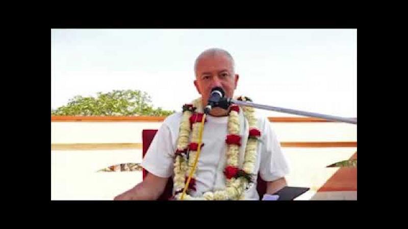 Чайтанья Чандра Чаран Прабху - 2014.03.07, Маяпур, Шримад Бхагаватам 5.10.25