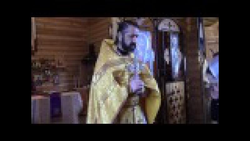 Проповедь протоиерея Михаила Бравермана после ранней литургии 19.03.2017 на Крестоп...