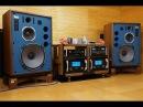Mr Yoshioka's Brand New Reproduction JBL 4345 built by KENRICK ケンリックサウンド製作 新品リプロダクトJBL4345設 32622