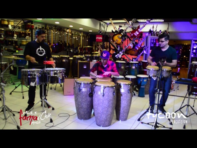 Tycoon Percussion Chile Fama Music Chile Video 3