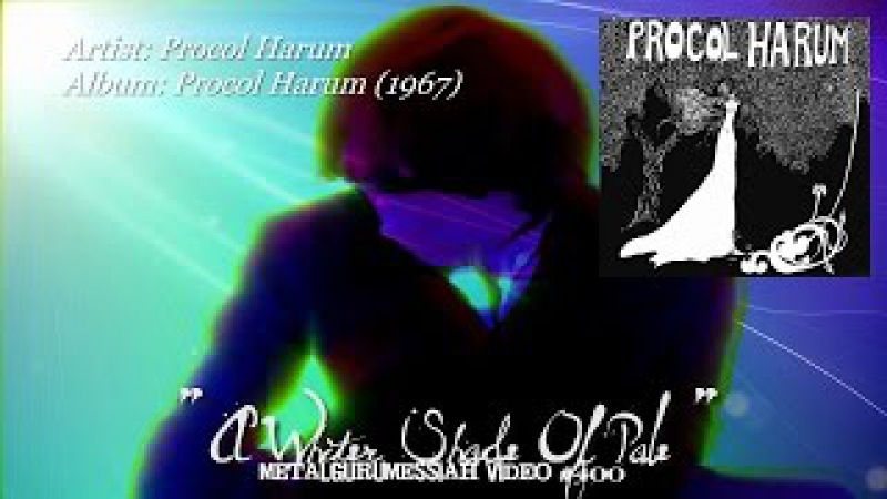 A Whiter Shade Of Pale Procol Harum 1967 HD FLAC ~MetalGuruMessiah~