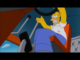 Family Guy - Peter Fights Homer Simpson · #coub, #коуб