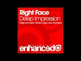 Right Face - Deep Impression (Adam Nickey Remix) Full HD