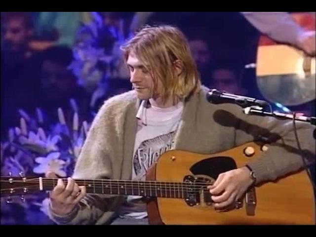 Kurt Cobain - fuck you all
